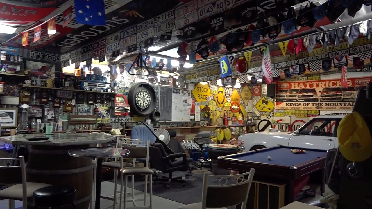 Cowra Man Cave & Holden Enthusiasts: Classic Restos - Series 44