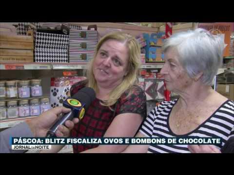 Blitz Fiscaliza Ovos E Bombons Para A Páscoa