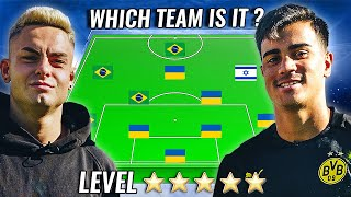 Which Team is it? vs Borussia Dortmund Pro - LEVEL: ⭐⭐⭐⭐⭐