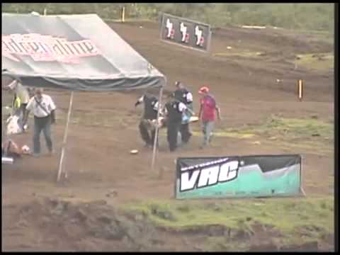 Video 2do Heat MX2 Campeonato Latinoamericano Motocross 2013 @ Costa Rica