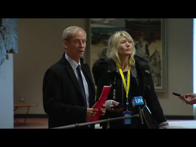 Sweden on Eritrea, Yemen and Palestine -  Media Stakeout (14 November 2018)