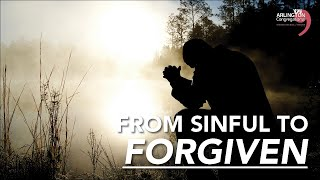 From Sinful to Forgiven | March 21, 2021