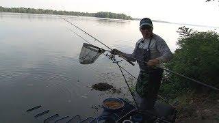 Ловимо підлящика фідером. Про риболовлю всерйоз. Випуск 372HD