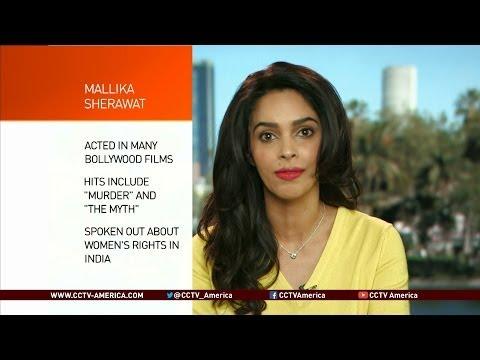 Interview with Bollywood actress Mallika Sherawat