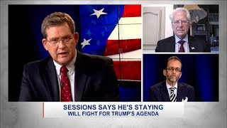 klayman discusses end of reince priebus and why ag sessions must do his job or resign
