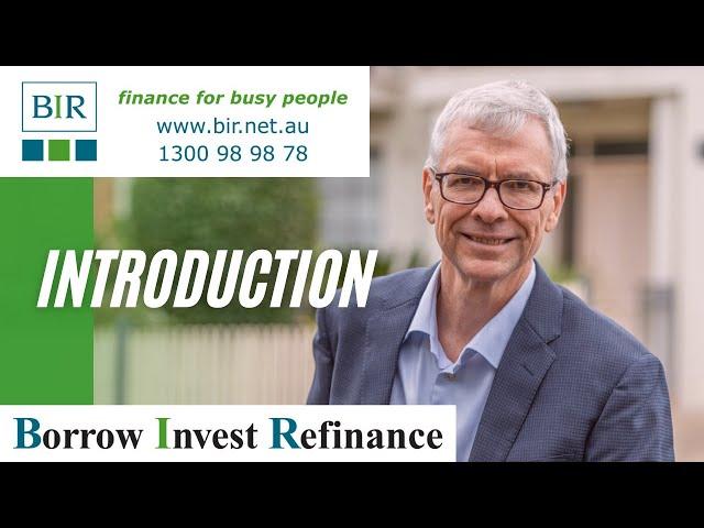 Introduction | BIR Solutions