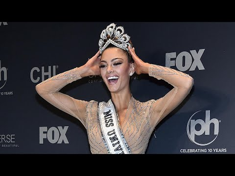 Miss Universe 2017: Miss South Africa Demi-Leigh Nel-Peters Wins the Crown!