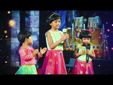 స్తోత్రం చెల్లింతుము || Dhanya, Nithya, Prasastha & Sresta || Latest Childrens Song