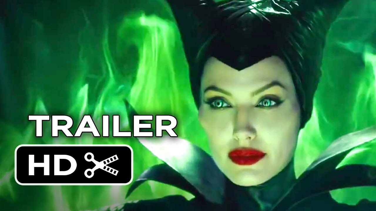 Maleficent Official Wings Trailer 2014 Angelina Jolie Disney Movie Hd