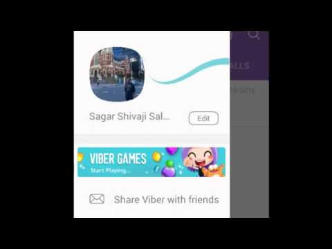 How to make profile photo private in viber app - YouTube