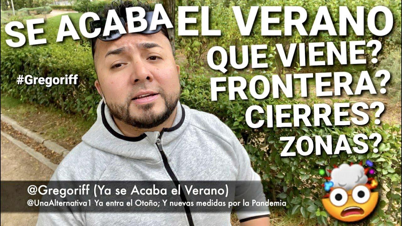 🚨 RESTRICCIONES DE MOVILIDAD 🚨EN MADRID 😲 SIN CONFINAMIENTO 🤐 FRONTERAS CERRADAS ✈️ FIN DEL VERANO😬