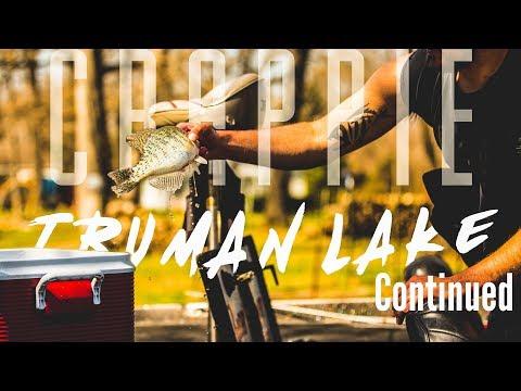 Live Scoping CRAPPIE On Truman Lake
