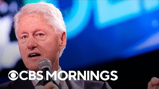 Former President Bill Clinton fighting infection in California hospital
