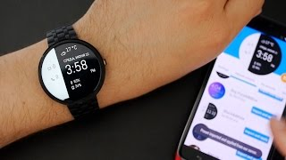 Делаем свои Watch Face (циферблаты) для Android Wear