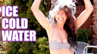 ICE BUCKET CHALLENGE - Stevie Boebi #ALS