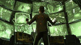 Zagadki Riddlera - Batman Arkham Asylum - Na żywo