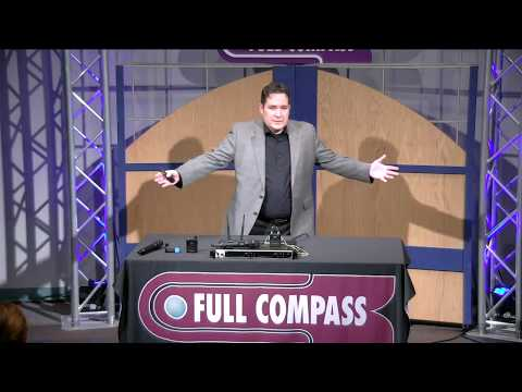 Sennheiser: Wireless Microphone Spectrum Changes   Full Compass 40 Fest
