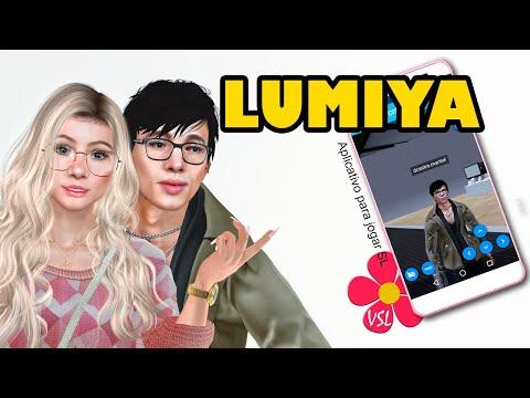 App Lumiya - Para Jogar Second Life