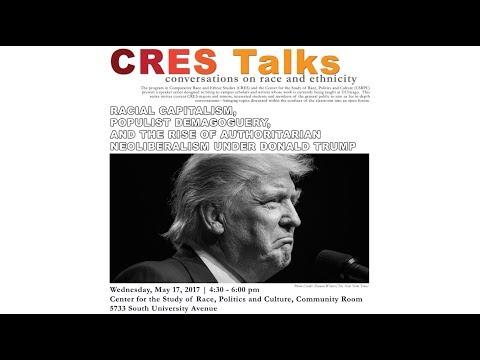 5.17.17 | CRES Talks presents: Raul E. Moreno Campos