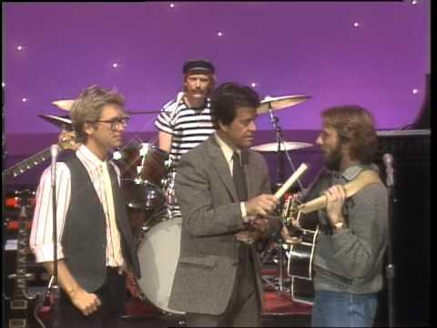 Dick Clark Interviews Dewey Bunnell and Gerry Beckley - American Bandstand 1982