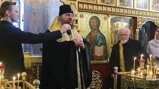 Слово митрополита Ферапонта в Неделю 24-ю по Пятидесятнице