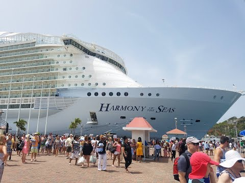 Harmony of the Seas - May 2017 - 7 Day Eastern Caribbean Cruise
