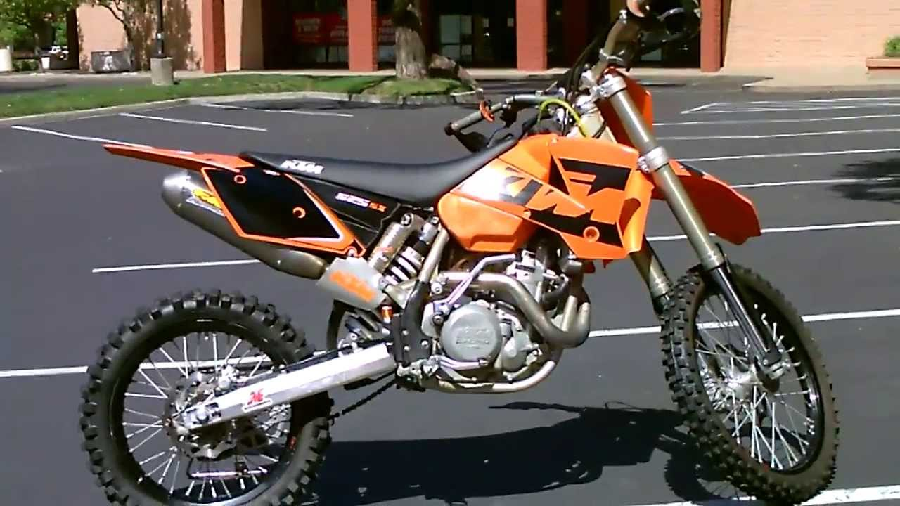contra costra powersports used ktm 525 sx 4 stroke. Black Bedroom Furniture Sets. Home Design Ideas
