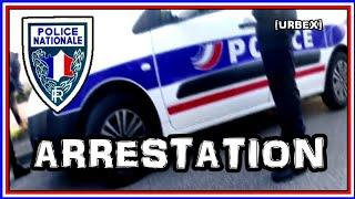 [URBEX] ARRESTATION PAR LA POLICE. Grillés sur les toits par des policiers super sympa