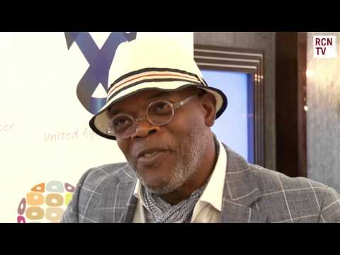 Samuel L. Jackson Interview - Alzheimer's Film The Last Days of Ptolemy Grey