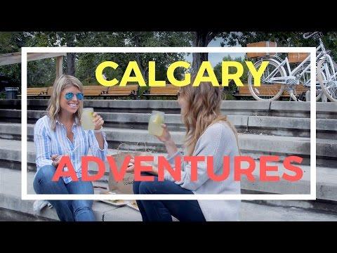 Adventures in Calgary