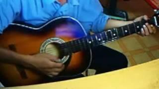 tu hoc dem hat guitar: dieu samba  disco