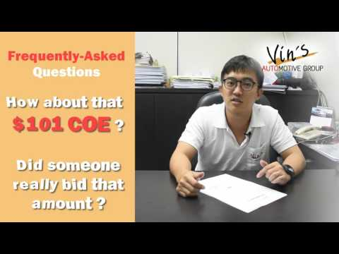 VAuG's Education Series - How COE Bidding Works FAQ 3