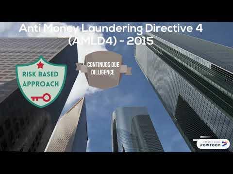 European Union Anti Money Laundering Directive 5