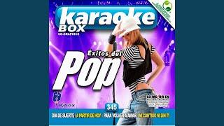 Mi Riqueza (Karaoke Version)