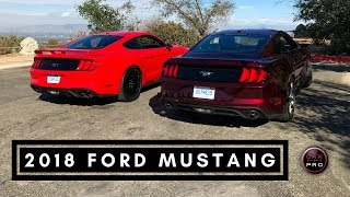 2018 Ford Mustang: What's New
