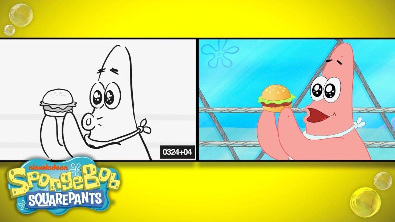 3d Character Creator Spongebob Squarepants What S Eating Patrick From