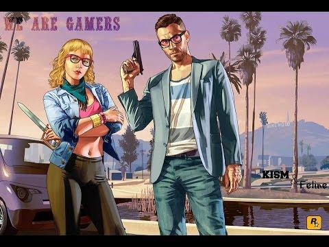 FELINE & KISM - 'We Are Gamers!'