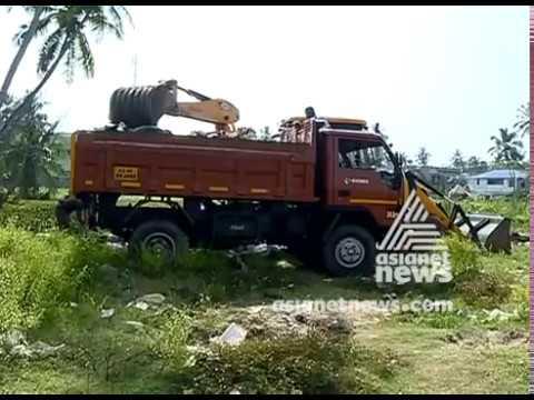 Thiruvananthapuram Corporation warns Hospital and hotels for public waste dumping | FIR 9 Oct 2017