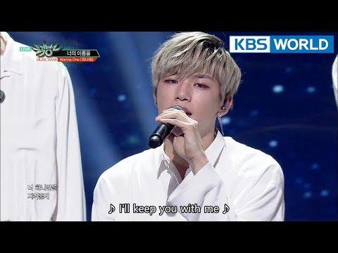Free Download Wanna One - I'll Remember | 워너원 - 너의 이름을 [music Bank Comeback / 2018.03.30] Mp3 dan Mp4