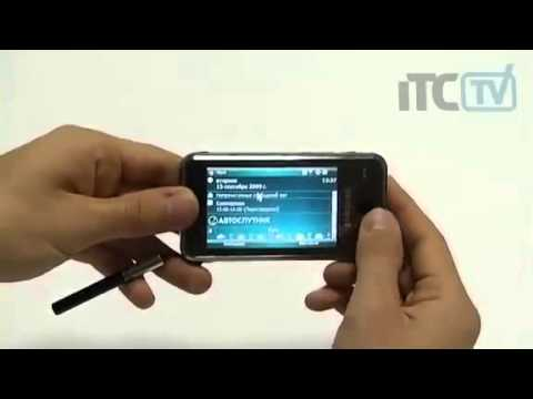 Обзор Samsung SGH i900 Witu