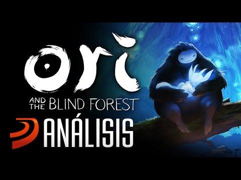 """Análisis de Ori and the Blind Forest - """"Una luz en medio de la oscuridad"""""""