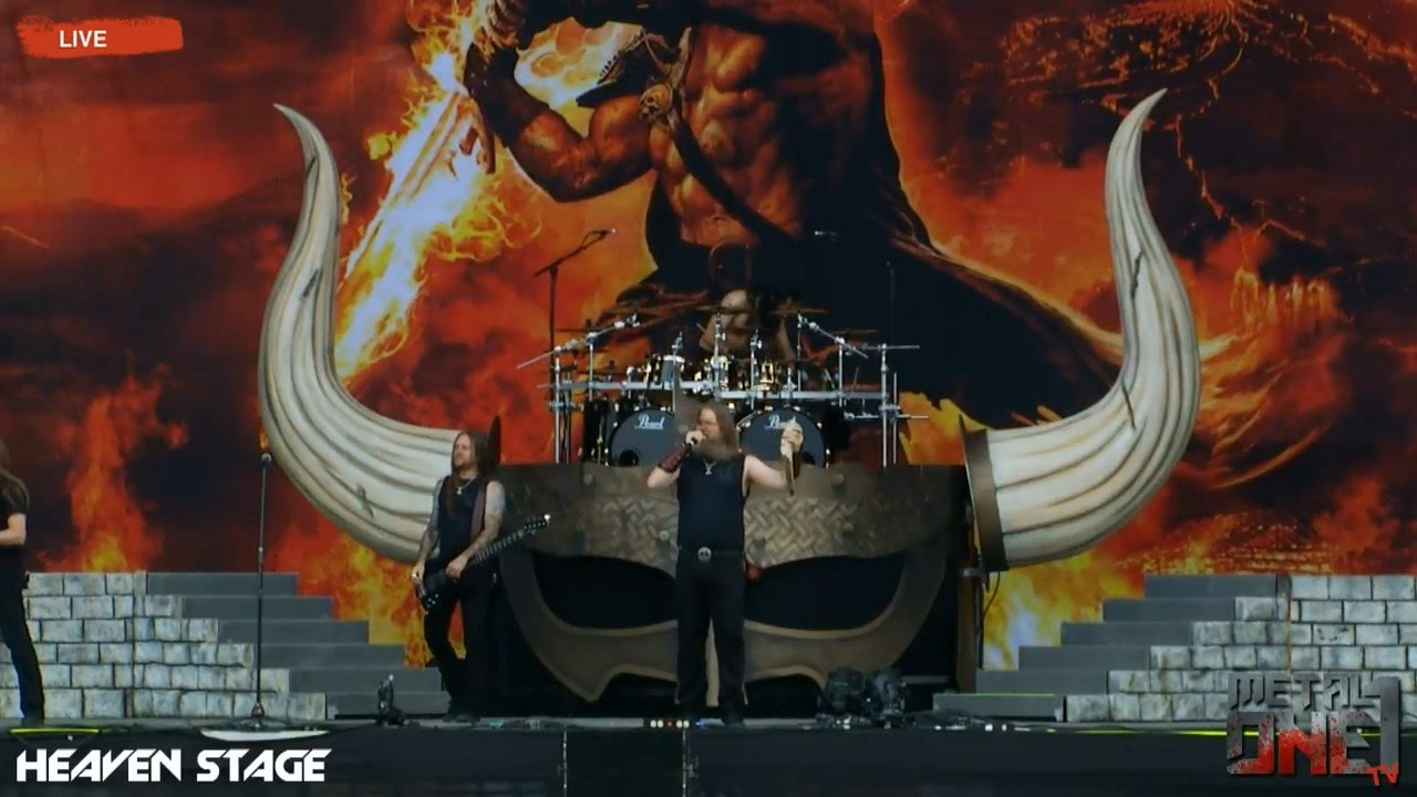 Amon Amarth Hell Heaven Metal Fest 2016 Full Concert Youtube