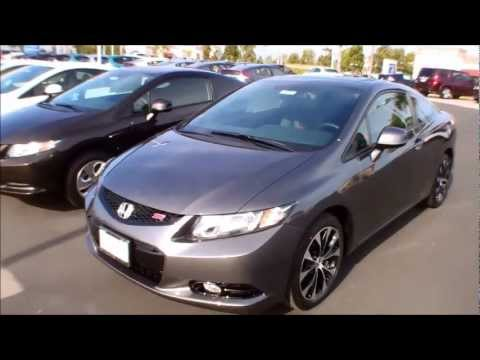 2013 Honda Civic Si Coupe Navi Polished Metal Metallic Color