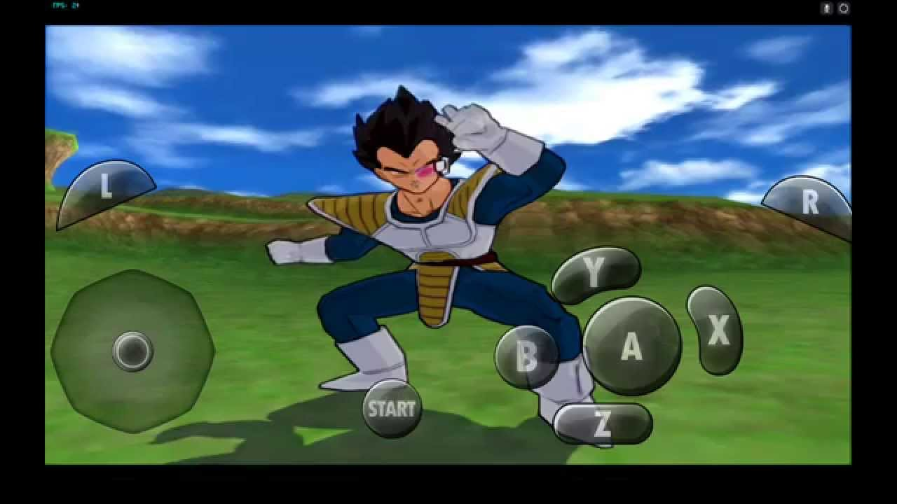 Dolphin Emulator Android - Dragon Ball Z Tenkaichi 3 wii Video 2