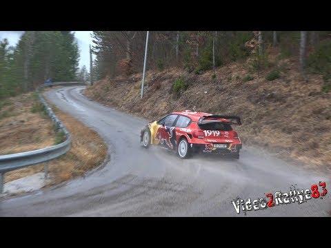 Test Monte Carlo 2019   Esapekka Lappi   Citroën C3 WRC [Day4]