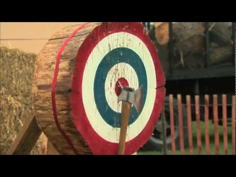 2011 Clarkson Lumberjack Competition Part 1 Section 3.mov