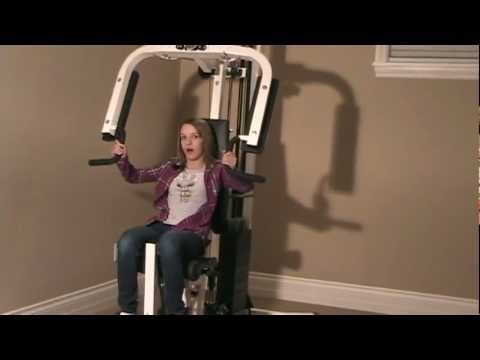 How To Use Your Northern Lights Weight Training Centre