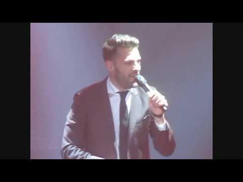 Konstantinos Argiros - Fantasia live, 12.11.2016- 1