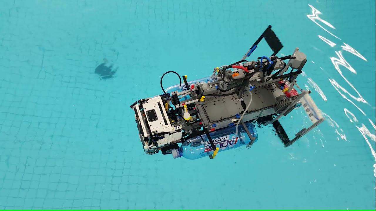 Water Ready V2 Lego Technic 42043 Mercedes Benz Arocs 3245