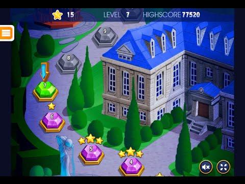 Jewel Adamas: Online Jewel Crush Game